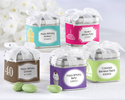 Birthday Party Favors Personalized Tins - Set of 12