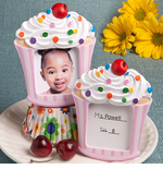 Birthday Place Card Holders Cupcake Frames