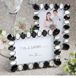 Bling Frames for Black Diamond Party