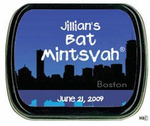 Boston Favors Mint Tins