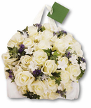 Bridal Bouquet Favor Bags (Set of 6 Bags)