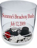 Broadway Party Favors Cups