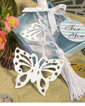 Butterfly Bookmark Garden Party Favors