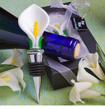Calla Lily Bottle Stopper