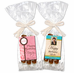 Candy Birthday Favors - Personalized Caramels