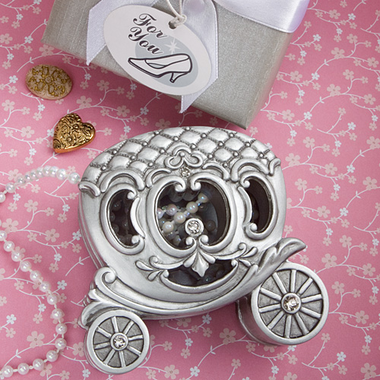 Carriage Box - Cinderella Party Favors