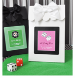 Casino Party Favor Bags Candy Boxes (Set of 12)