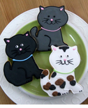 Cat Cookie Favors