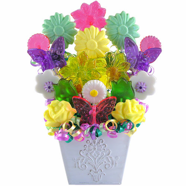 Centerpieces for Spring Wedding Lollipops