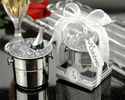Champagne Bucket Timer Favors