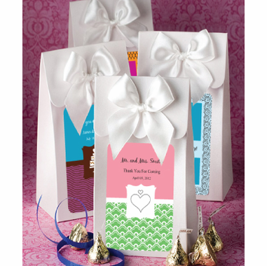Cheap Favor Bags - Personalized