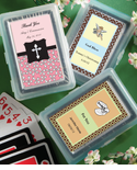 Cheap Playing Cards Communion Favors