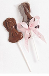 Chocolate Angel Communion Favors