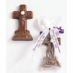 Chocolate Baptism Favors - Chocolate Cross