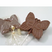 Chocolate Butterfly Favors Pop