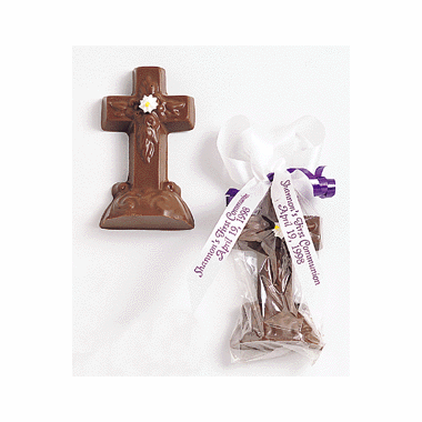Chocolate Crosses Favors