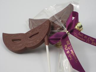 Chocolate Prom Favors