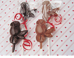 Chocolate Rose Favors
