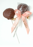 Chocolate Shell Favor