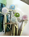 Christening Baby Favors Magnet Pen