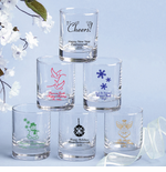 Christmas Shot Glasses - Personalized