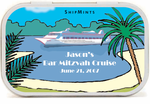 Cruise Favors Mint Tins