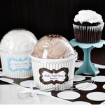 Cupcake Mix Favors