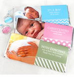 Chocolate Favors for Baptism