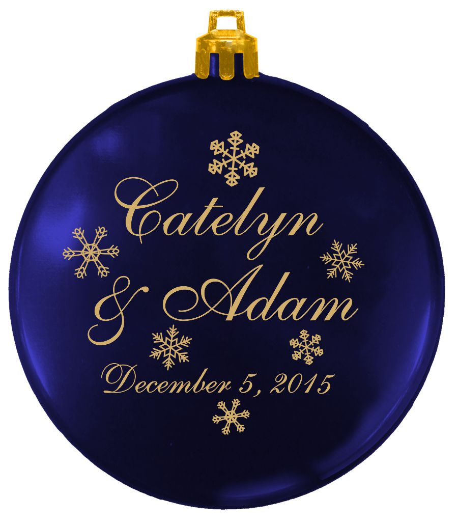 Customized Christmas Ornaments Wholesale