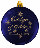 Customized Christmas Ornaments - USA