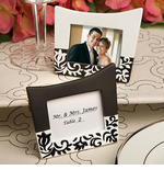 Damask Picture Frame