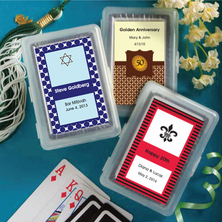 Design Your Own Playing Card Labels