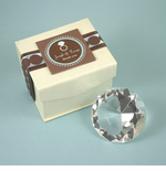 Diamond Crystal Party Favors