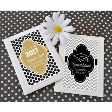Earth Friendly Favors Graduation Seed Packets