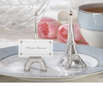 Eiffel Tower Place Card Holder Set of 4