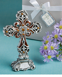 Elegant Communion Favors Standing Cross