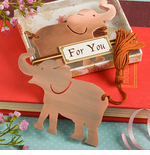 Elephant Party Favors Jungle Bookmarks