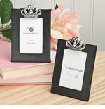 Fairy Tale Place Card Holders Crown Frames