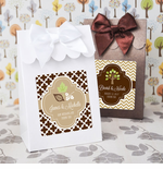 Fall Weddings Favor Bags Candy Boxes
