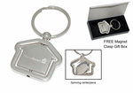 Family  House Key Chain Favor