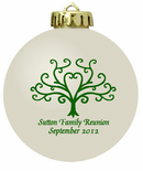 Family Reunion Favors Ornaments