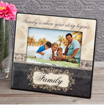 Family Reunion Gift Frame