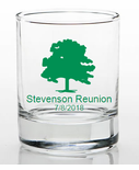 Family Reunion Shot Glasses