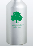 Family Reunion Souvenirs Personalized Water Bottles