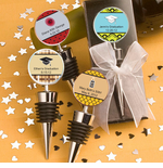 Favors for Graduation - Bottle Stoppers