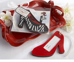 First Class Fashionista High Heel Luggage Tag CLOSEOUT SALE