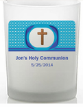 First Communion Candles for Boys