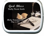 First Communion Candy Mints