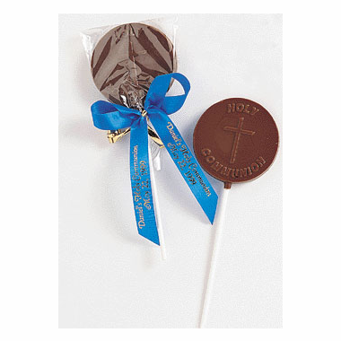 First Communion Chocolate Favors