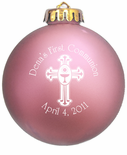 First Communion Ornaments